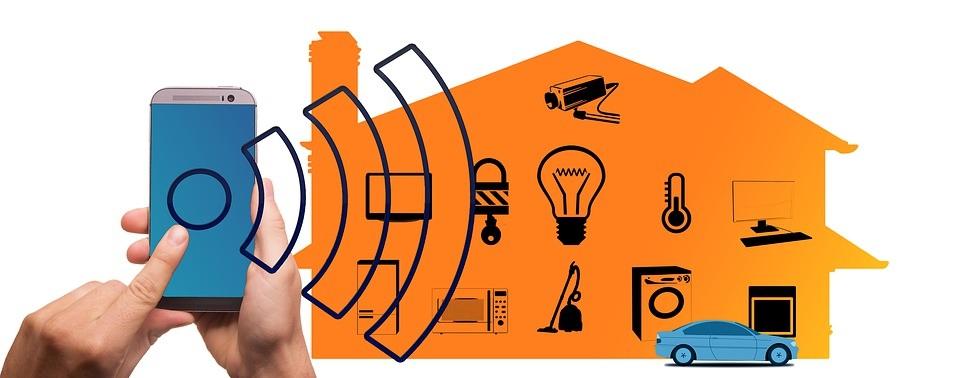 Основные элементы системы Умного дома